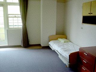 利用者居室(1人用・2人用があります)